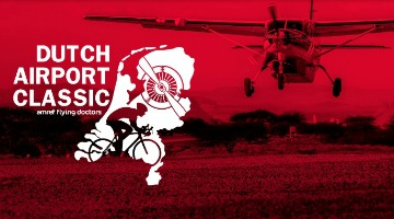 Dutch airport challenge Amref