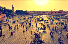 Bruisend Marrakech VvAA QualityTime