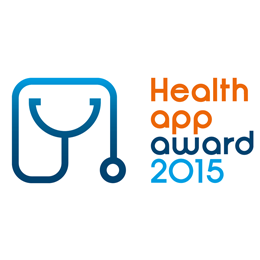 logo health app award 2015
